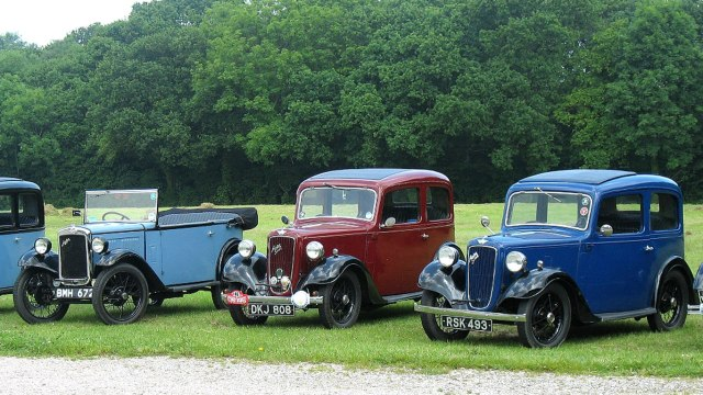 Best of British: homegrown classic cars to buy now