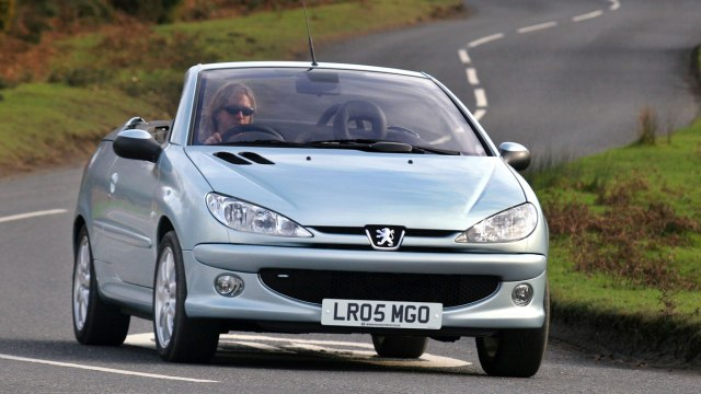 Top 10 used convertibles