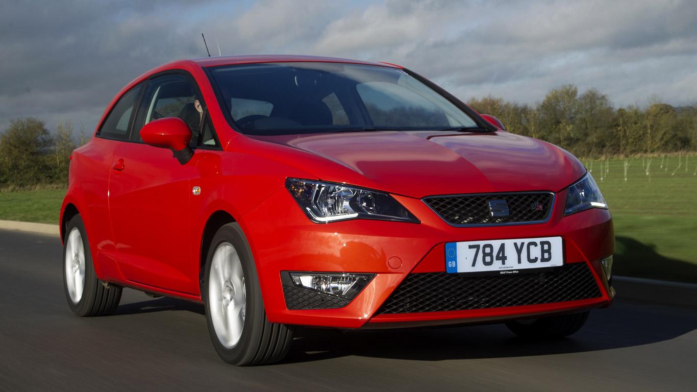 SEAT Ibiza SC : £199 a month