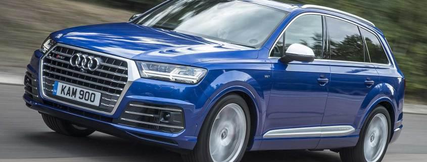 Audi SQ7 TDI (2016)