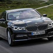 BMW 740e 740Le xDrive 2016