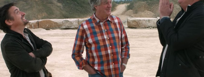 "Jeremy Clarkson: ""I had the worst hangover ever..."""
