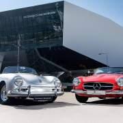 Mercedes-Benz Porsche Museum