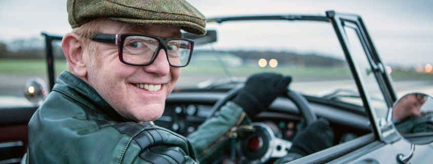 Top Gear Chris Evans resigns