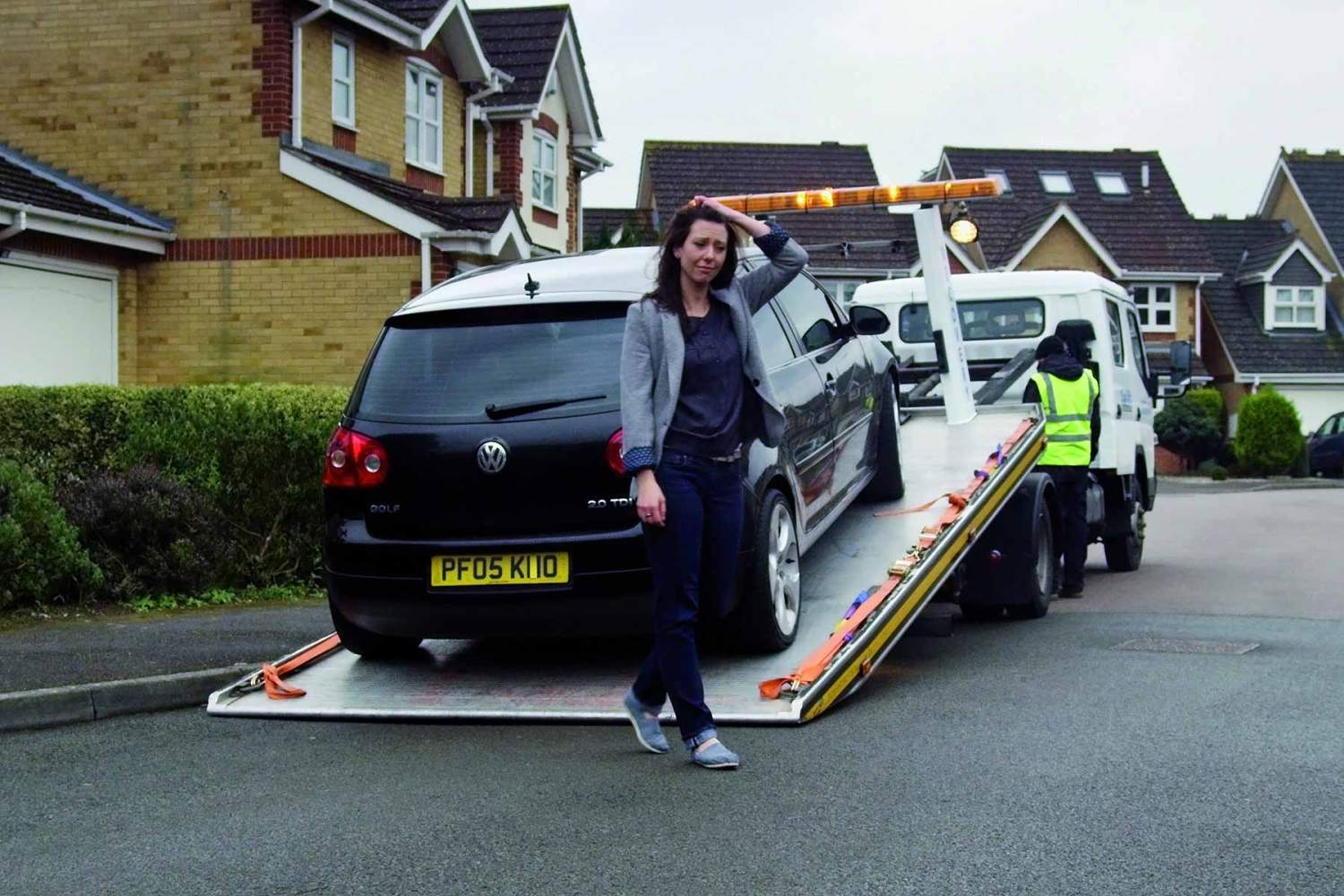 Used car recovery