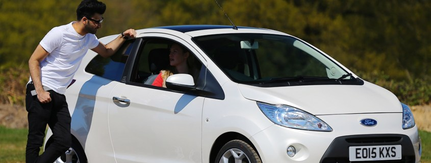 Young drivers in the UK most likely to be distracted by 'attractive pedestrians'