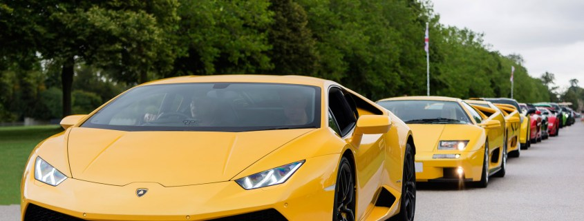 You can now test drive a supercar at Salon Privé... but it'll cost you