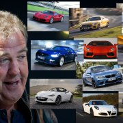 Clarkson favourite cars