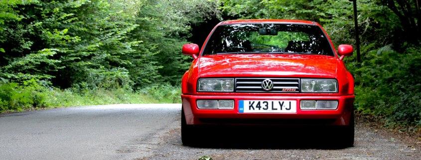 Volkswagen Corrado VR6: Retro Road Test