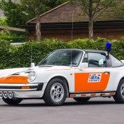 Porsche 911 Carrera 3.2 Targa Rijkspolitie