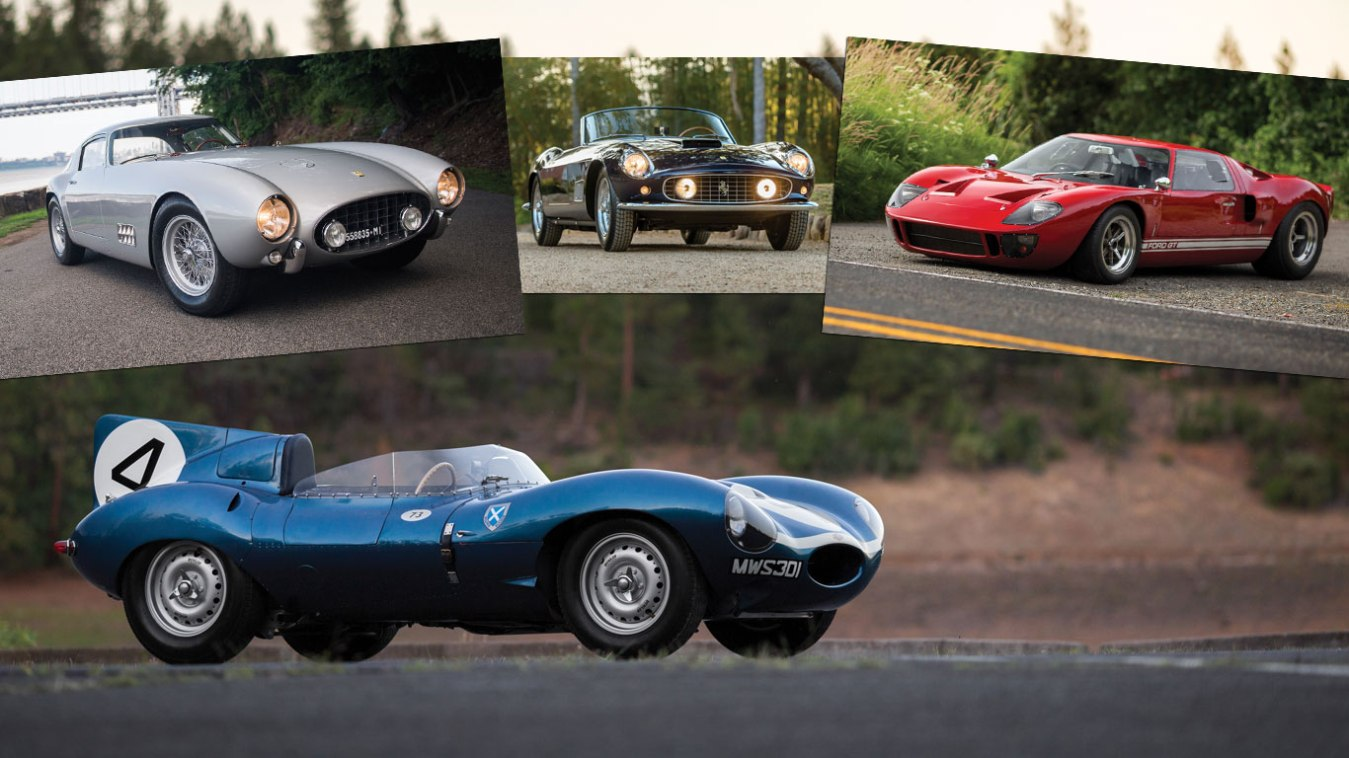 Cool classics at the RM Sotheby's Monterey sale