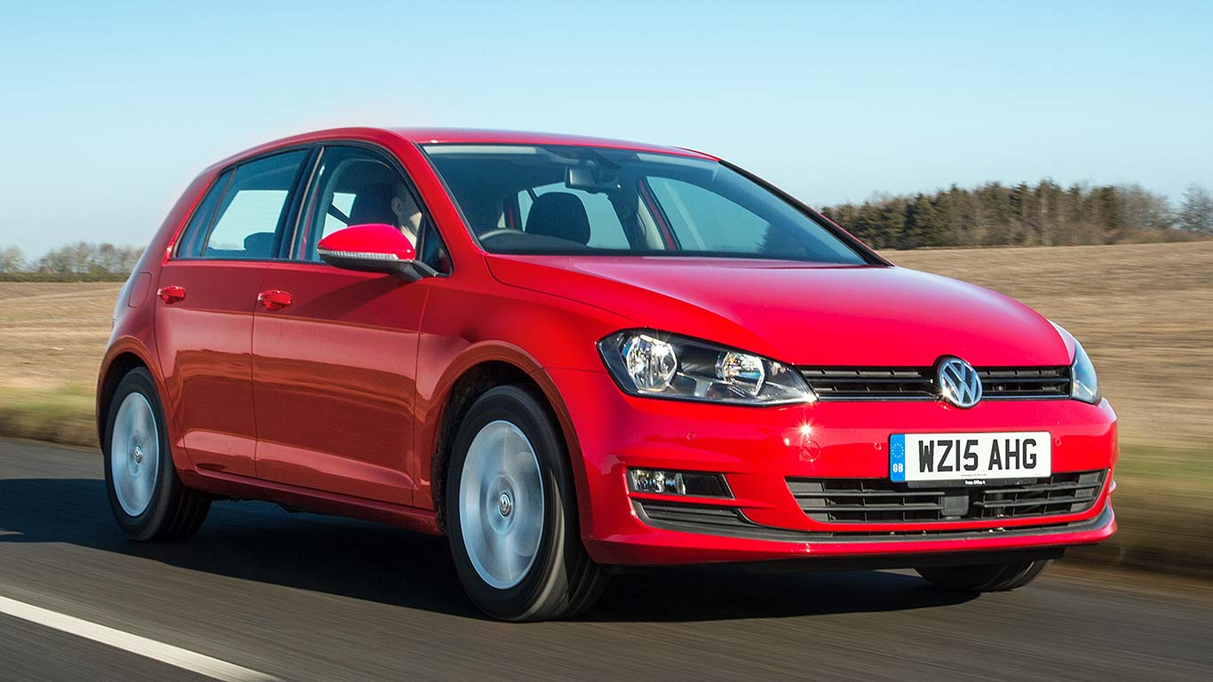 Volkswagen Golf Match: £199 a month
