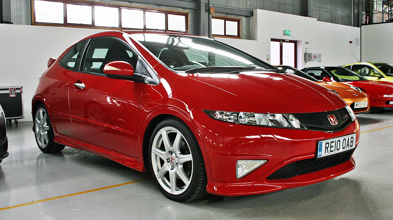 Honda Civic Type R (2010)