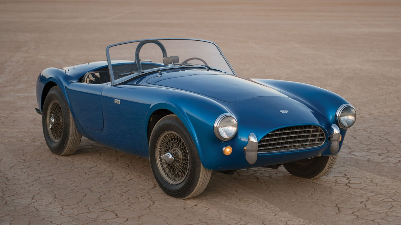 Shelby 260 Cobra: estimate available on request