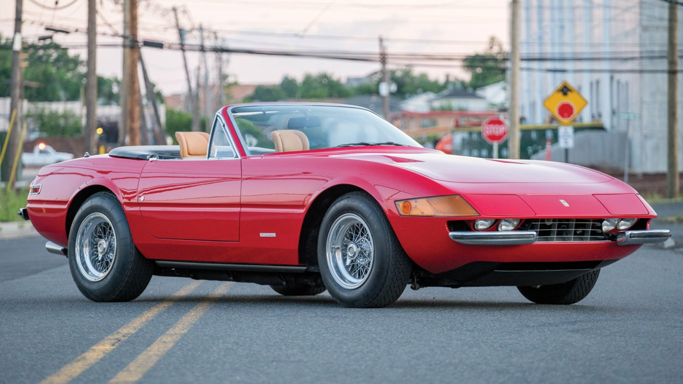 Ferrari 365 GTS/4 Daytona: $2,150,000 – $2,600,000 (£1,655,000 – £2,000,000)
