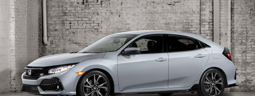 2017 Honda Civic Hatchback