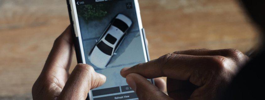 BMW 5 Series Remote View 3D