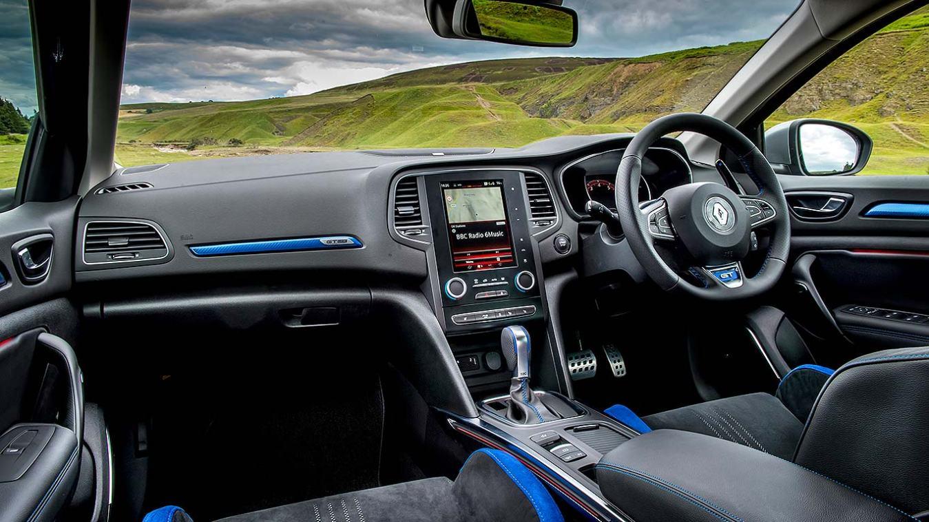Renault Megane 1.6 TCe 205 GT Nav (2016)