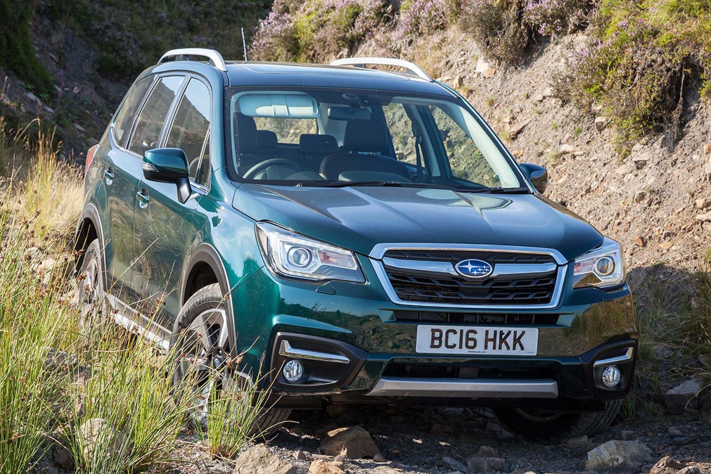 Subaru Forester Special Edition