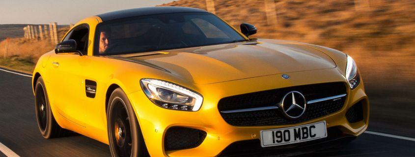 Awkward: warranty firm boss live tweets Mercedes-AMG GT breakdown