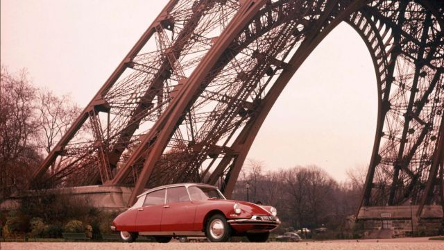 New cars at Paris Motor Show 2016