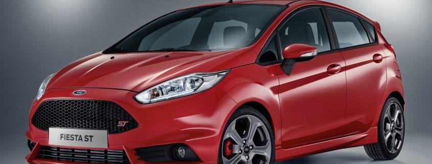 Finally! You can now buy a five-door Fiesta ST