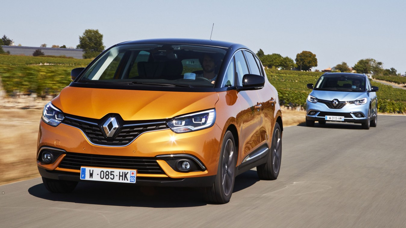 2016 Renault Scenic review: can MPVs be sexy?