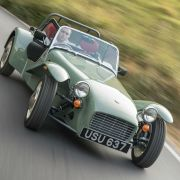 Caterham reveals retro Seven Sprint special edition ahead of Goodwood debut