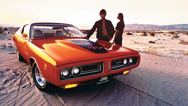 25 muscle cars that aren't American