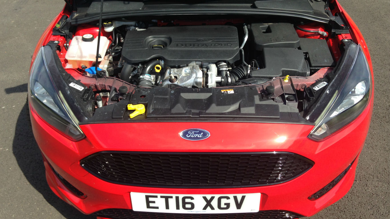 Ford Focus ST-Line: Two-Minute Road Test