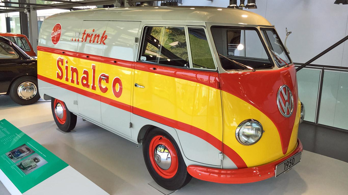1950 Volkswagen Type 2 Transporter