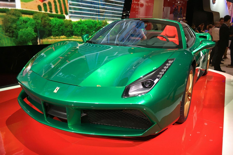 LaFerrari Aperta revealed at Paris: just 209 will be sold