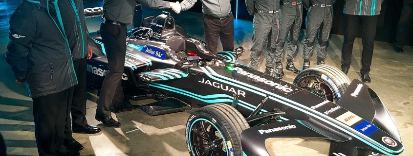 Jaguar I-Type