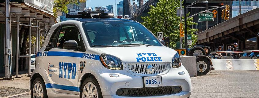 Smart Fortwo 'Forcops'