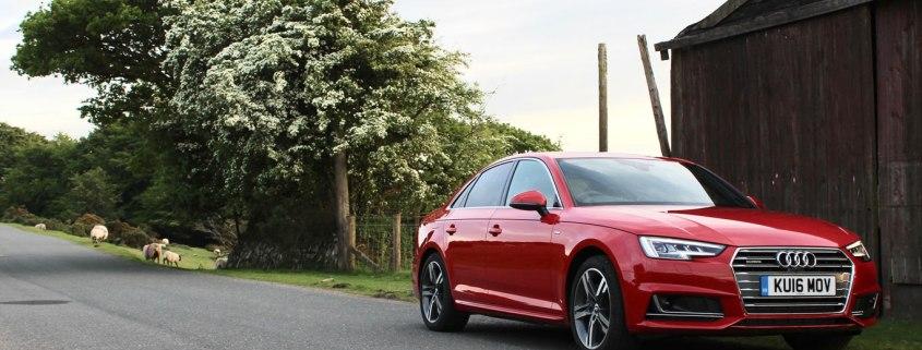 Audi A4 3.0 road test