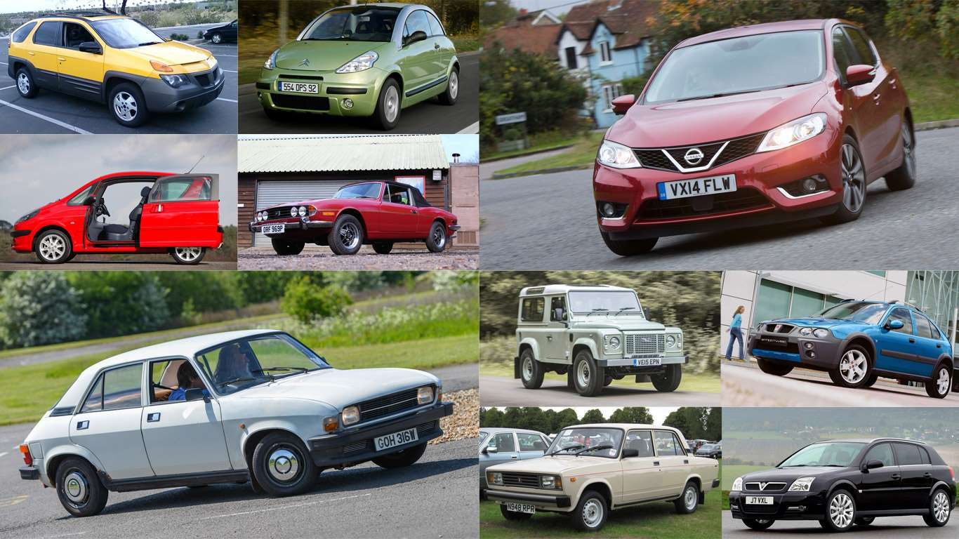 Marmite motors: the cars we hate to love