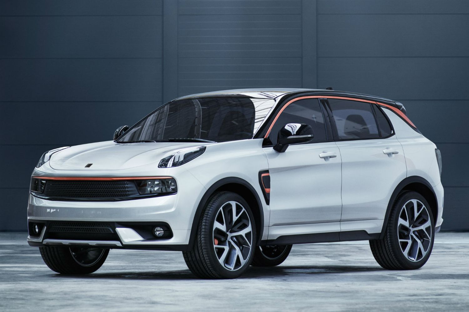The Lynk & Co 01