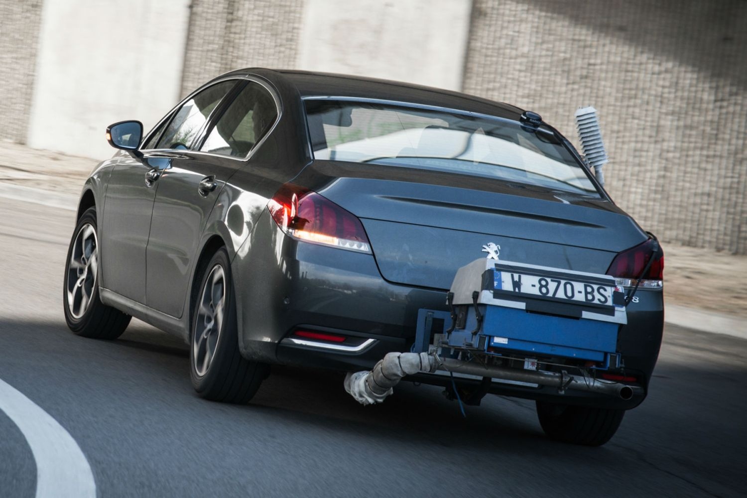 This is how Peugeot Citroen calculates real-world fuel economy