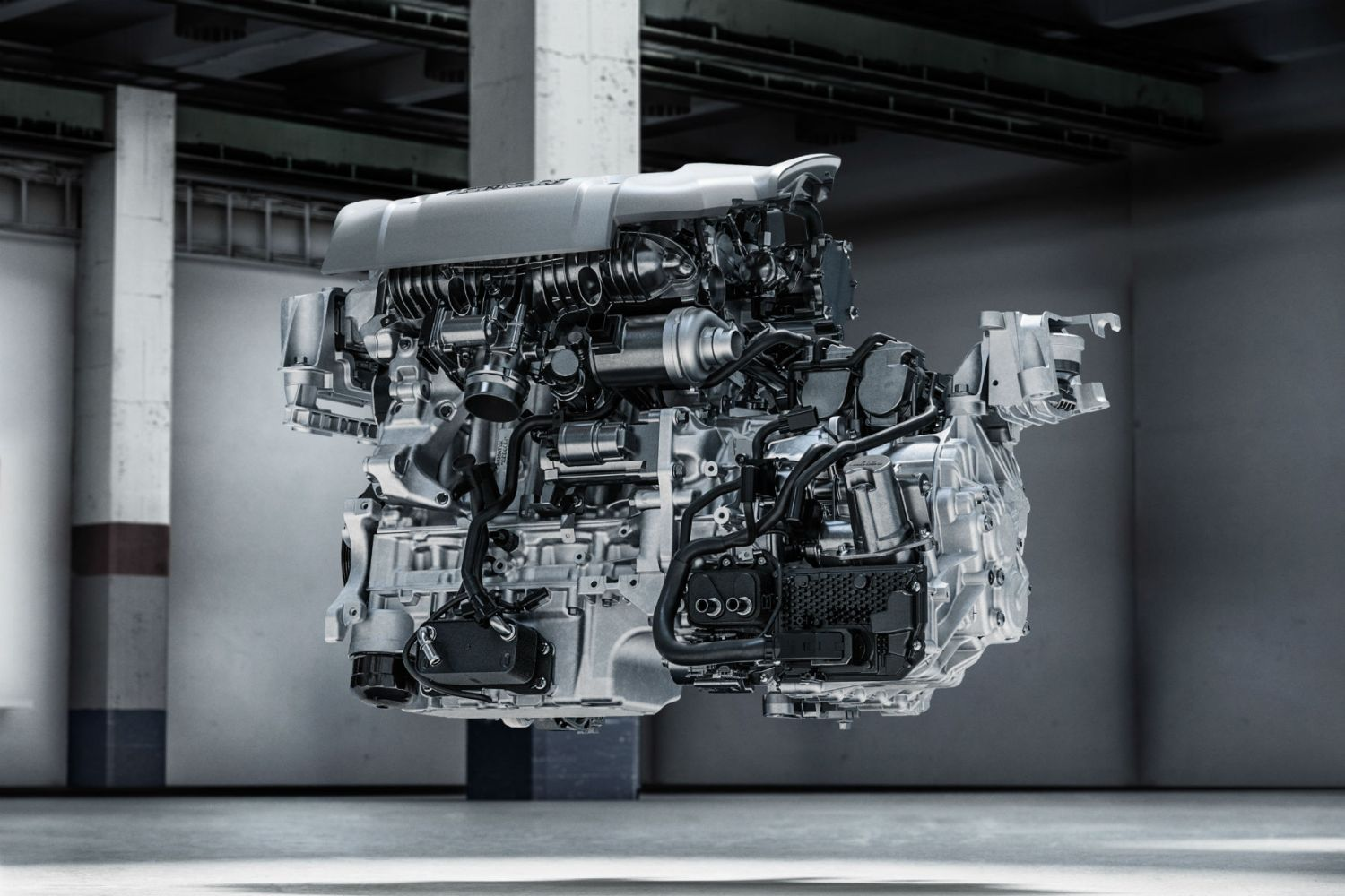 What engines will Lynk & Co use?