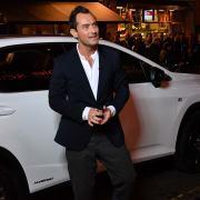 Jude Law Lexus