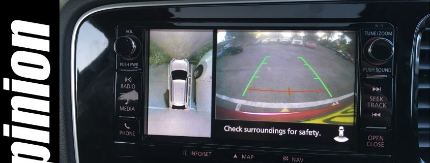 Opinion: should SUVs have reversing cameras fitted as standard?