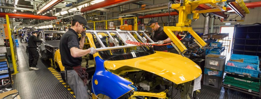 Brexit: Nissan 'confident' car production will continue in UK