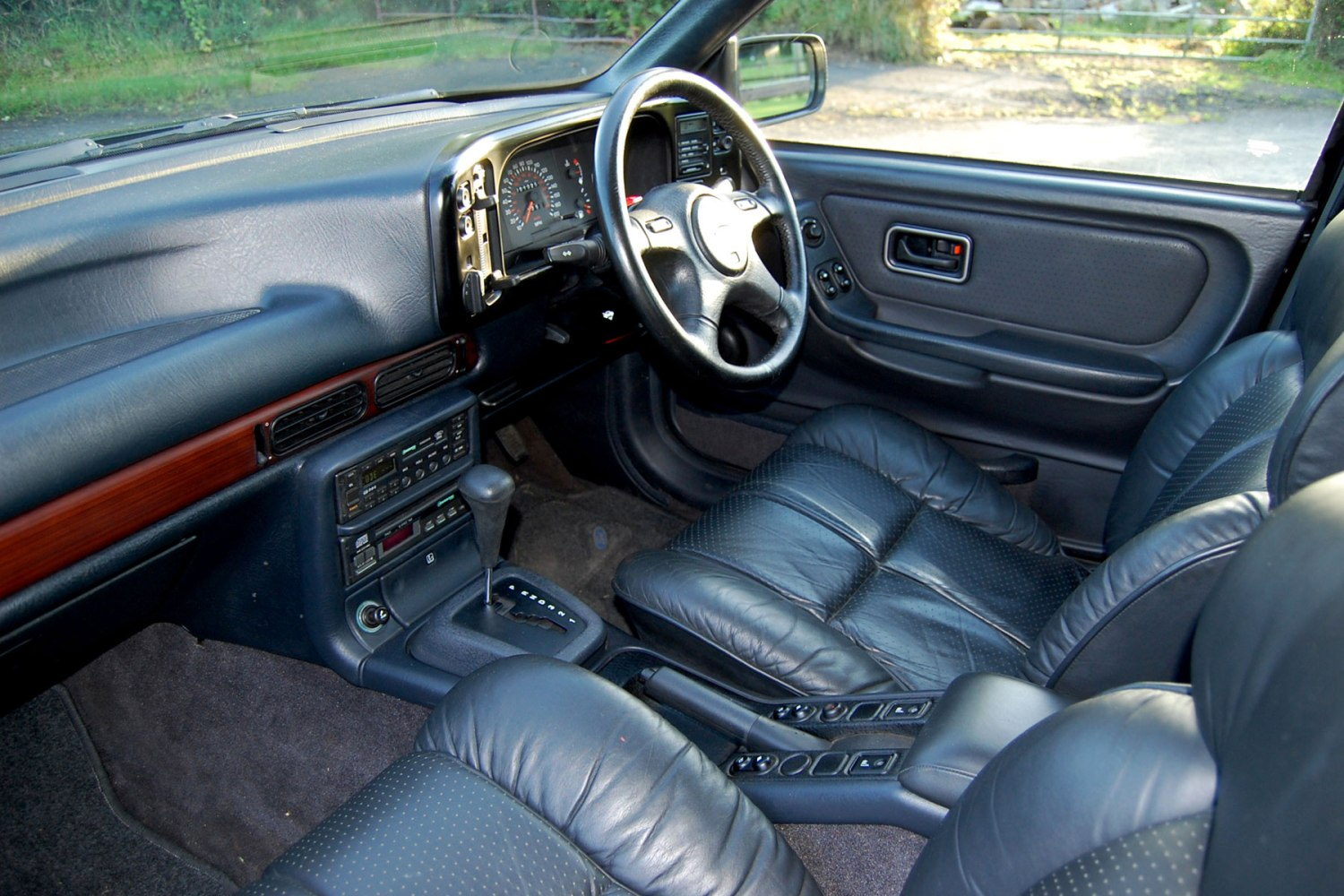 This stunning Ford Granada has covered just 1,325 miles