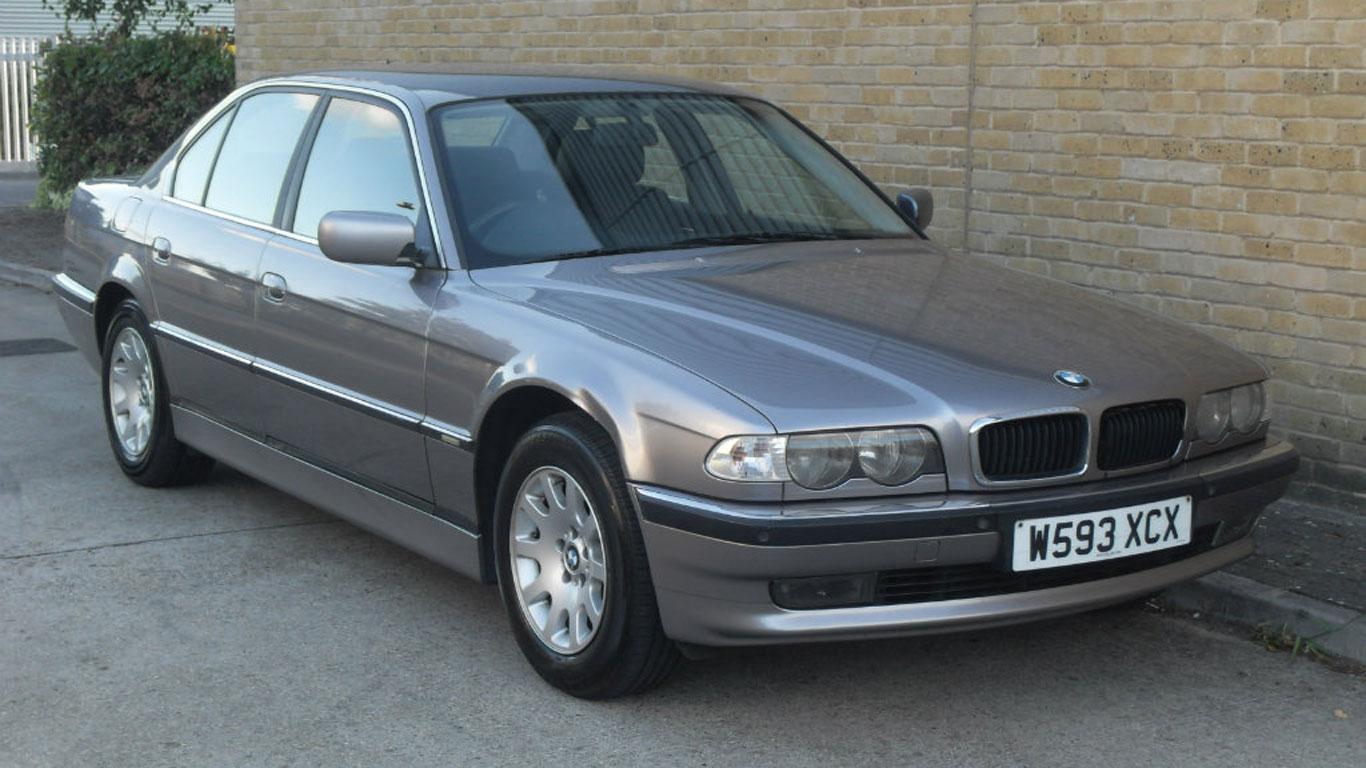 BMW 7 Series: £1,395
