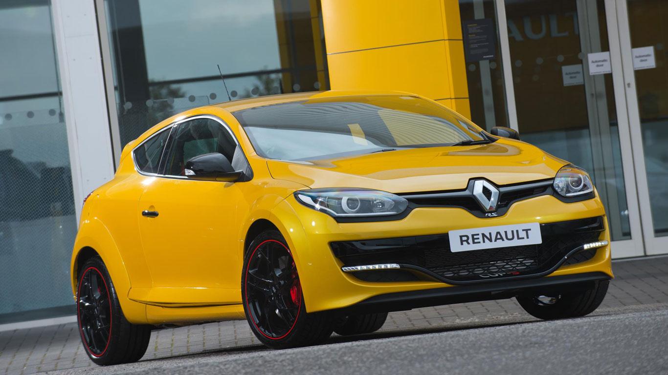3: Renaultsport Megane