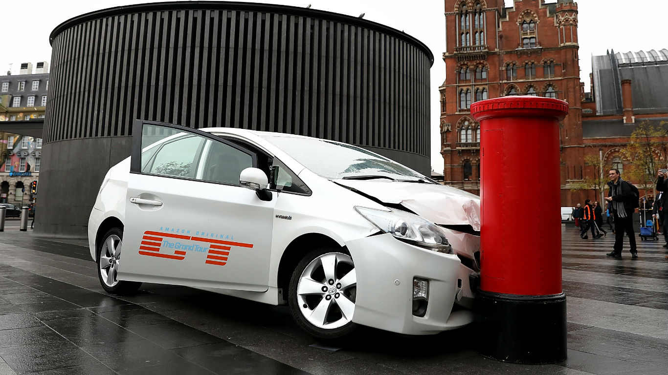James May's Prius