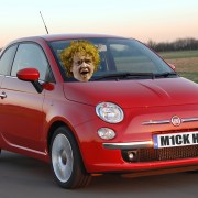 Red cars called Mick Hucknall - and other best and worst car names