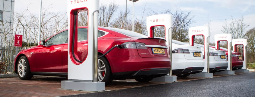 Tesla to charge owners for using Supercharger network