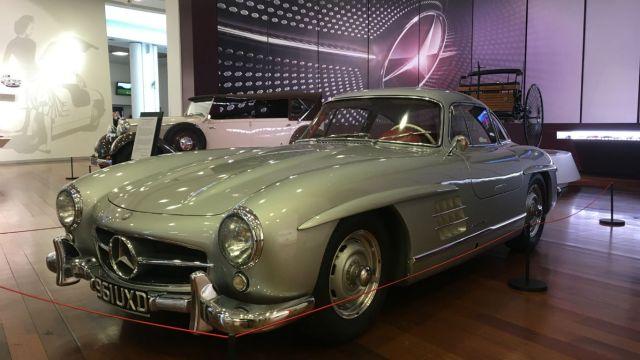 Mercedes-Benz World at Brooklands