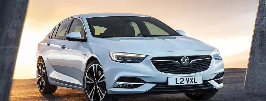 Vauxhall will be looking to take on the Ford Mondeo and Skoda Superb with the smart-looking new Insignia Grand Sport. First drives are expected in spring 2017.
